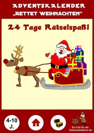 Adventskalender: Rettet Weihnachten