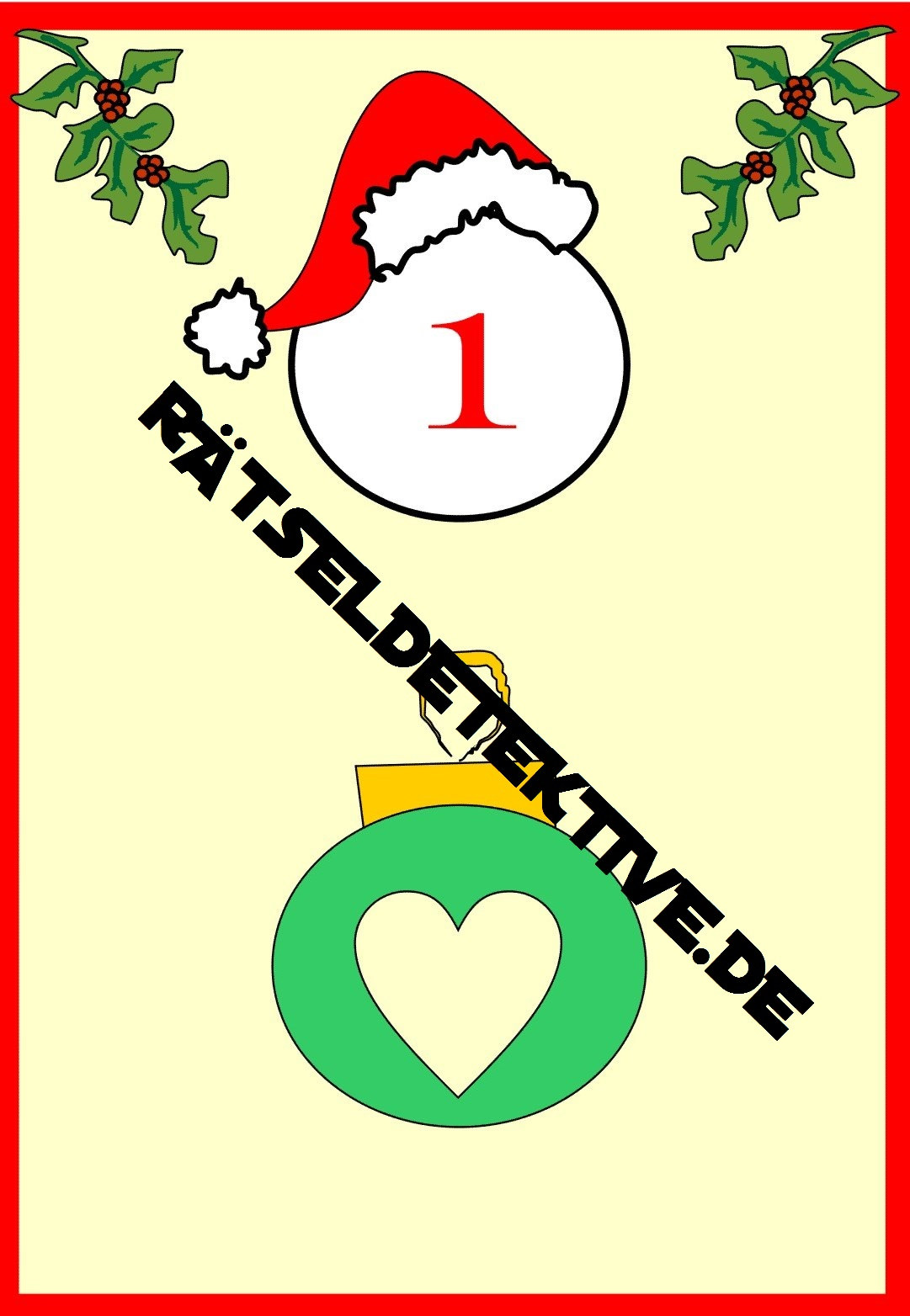 Adventskalender: Rettet Weihnachten - Rätseldetektive