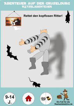 Schatzsuche Ritter