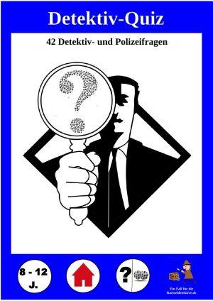 Quiz: Detektiv