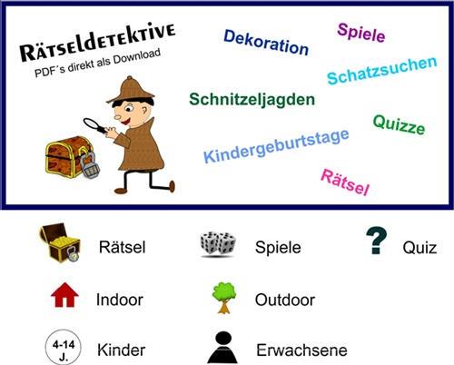 Raetseldetektive.de - Logo